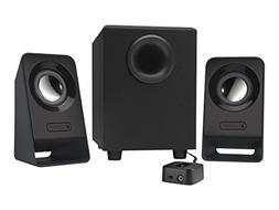 Logitech Multimedia 2.1 Speakers Z213 for PC and Mobile Devi
