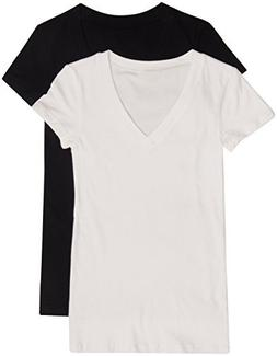 active women s plain short sleeve t
