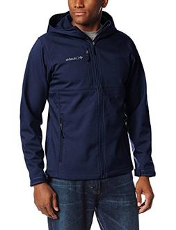 ascender hooded softshell jacket