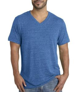Bella+Canvas Men's & Women's Triblend Short-Sleeve V-Neck T-