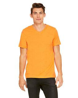 Bella + Canvas Men's Jersey Short-Sleeve V-Neck T-Shirt, C30