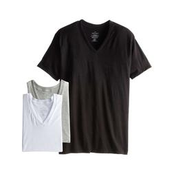 Calvin Klein CK Underwear Men Basic Tee 3-Pack Classic Fit V