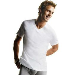Hanes ComfortSoft® TAGLESS® Men's Big & Tall V-Neck Unders