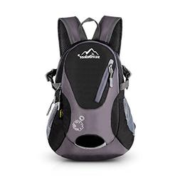 cycling hiking backpack water resistant