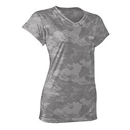 essential double dry v neck