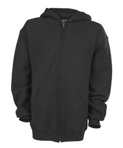 Hanes Boys' Fleece Zip Hood