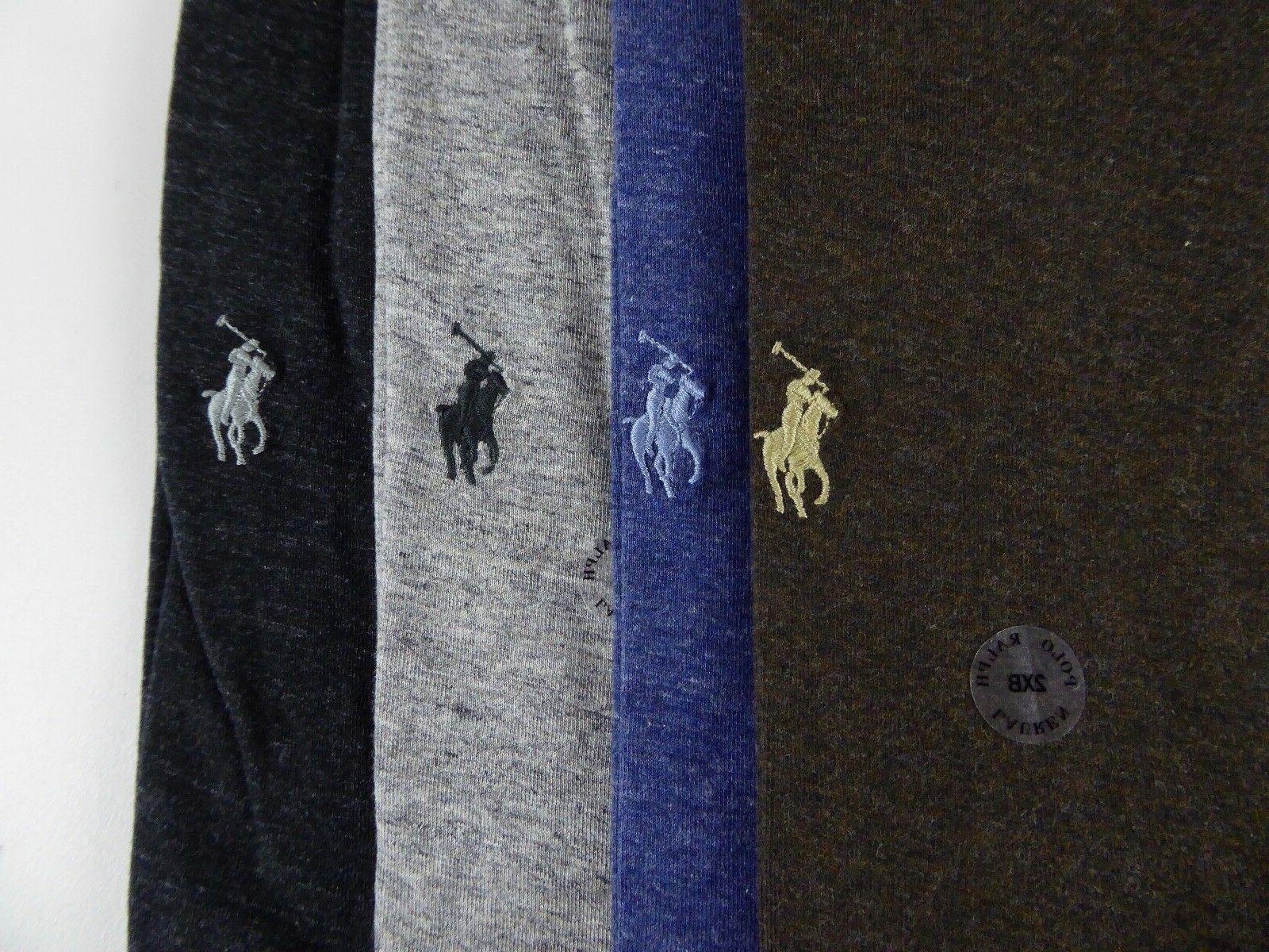 Polo Ralph Cotton T-shirt Embroidered NWT Tee