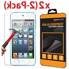 2-PACK Tempered Glass Screen Protector for Apple iPod Touch