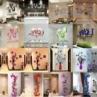 3D Vase Tree Love Heart Crystal Arcylic Wall Stickers Decal