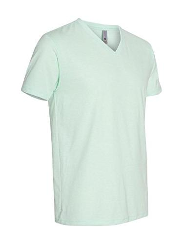Next 6240 Mens Premium CVC Tee Mint, 2XL
