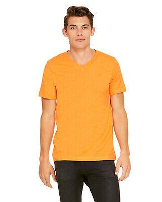 bella canvas men s jersey short sleeve