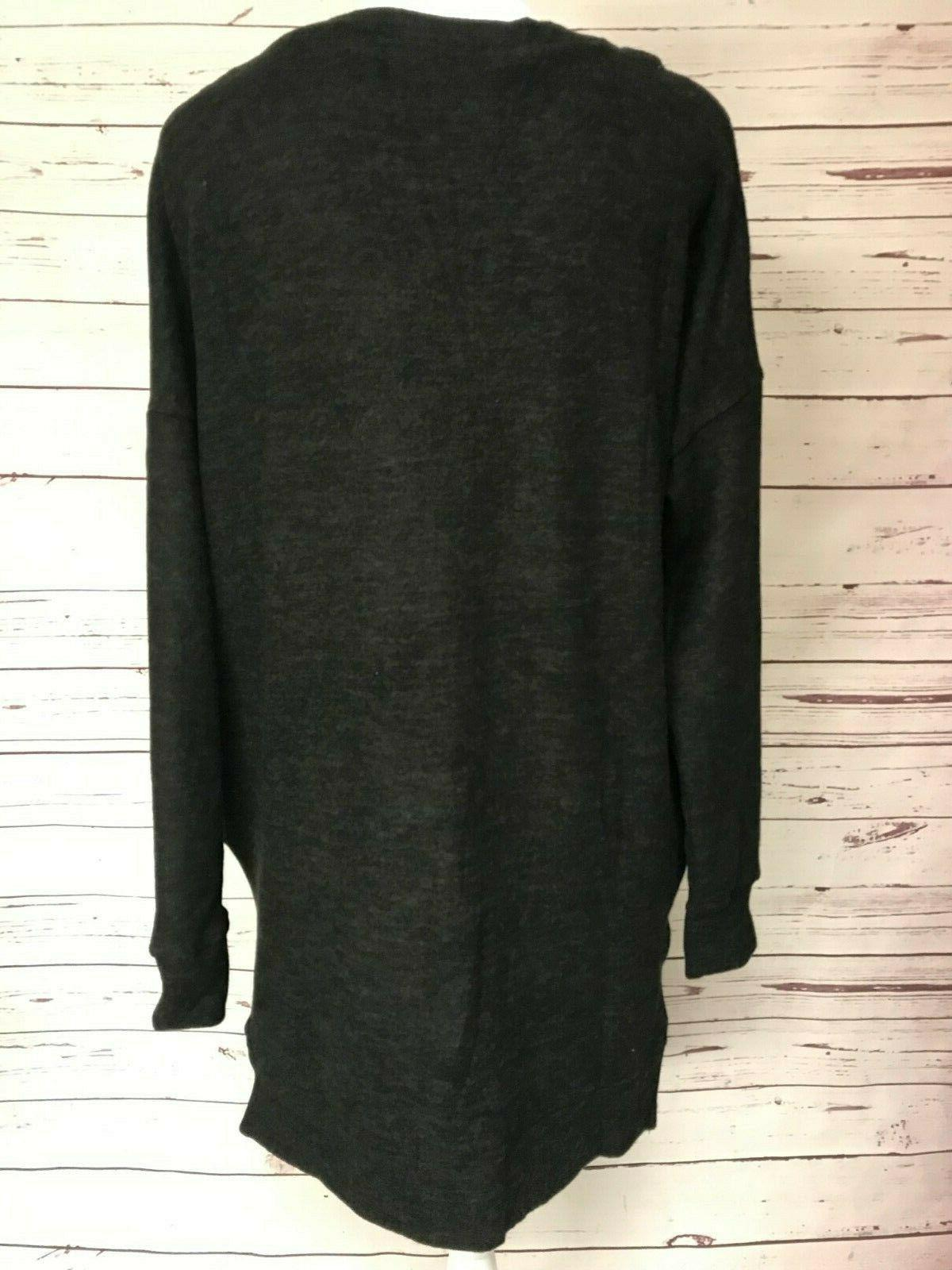 Zenana Outfitters Sweater Brushed Boutique Top S XL