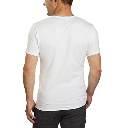 Calvin Klein Cotton V-Neck, Men's