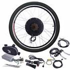 "48V 1000W Electric Bicycle Cycle E Bike 26""Conversion Kit Hu"