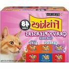 Purina Friskies Wet Cat Food Vitamins Minerals Protein Fresh