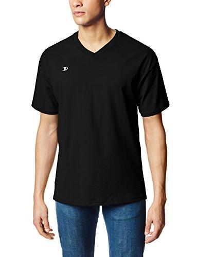 jersey v neck athletic tee