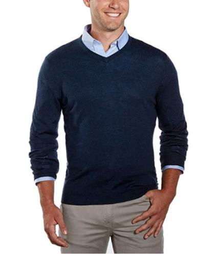 men s extra fine merino wool v