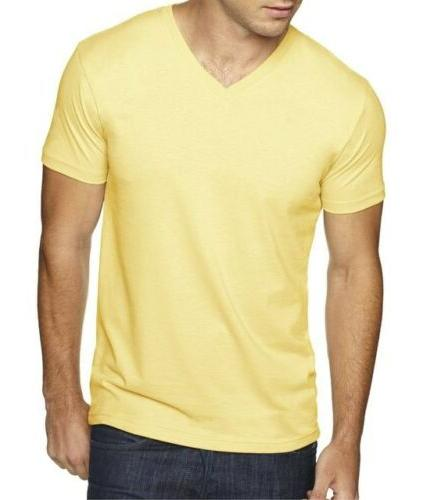 men s premium sueded v neck solid