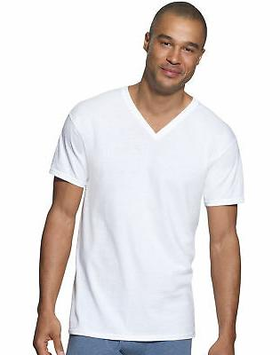 men s v neck 3 pack undershirt