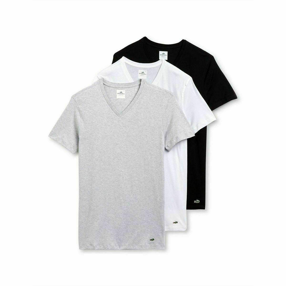 men underwear t shirt 3 pack v