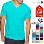 NEW Next Level Men's Premium Fit Sueded V-Neck Size 2XL T-Sh