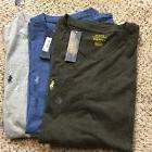 new nwt mens polo classic fit heathered