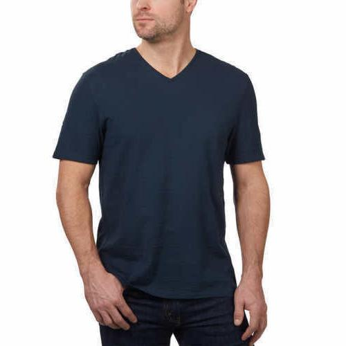 SALE! Cotton V-Neck T-Shirt VARIETY and Color!