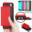 Shockproof Wallet Credit Card Pocket Holder Case Cover For i