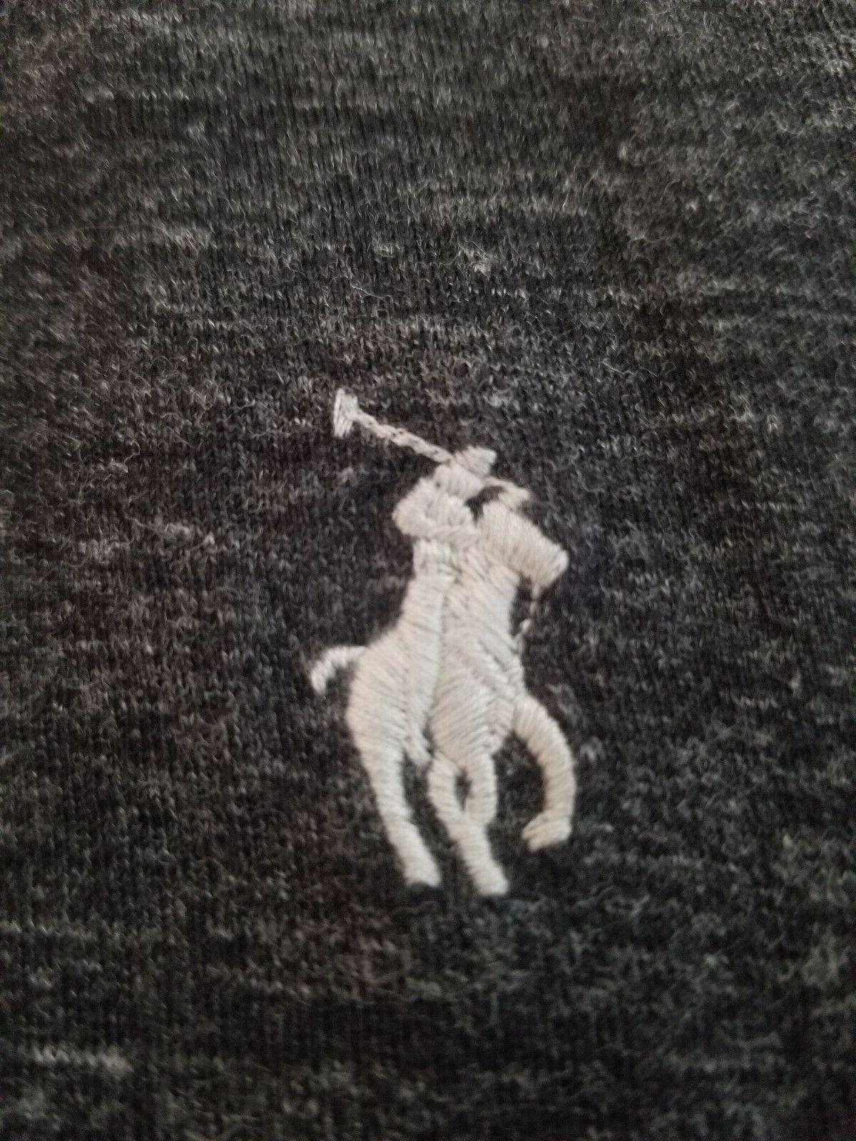Polo T-Shirt Fit Black MSRP $49.50