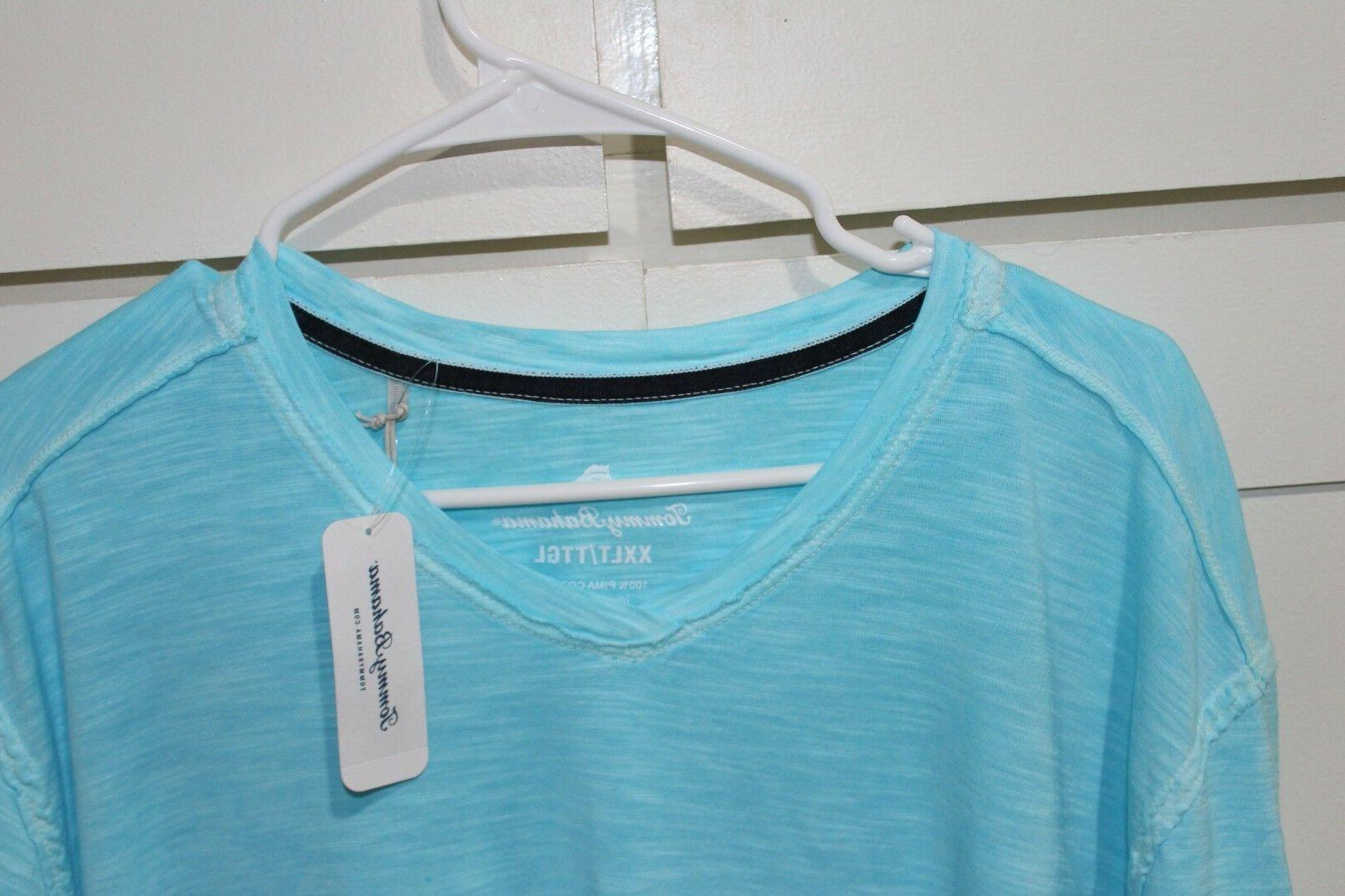 Tommy T-Shirt 2XLT Blue - Retail