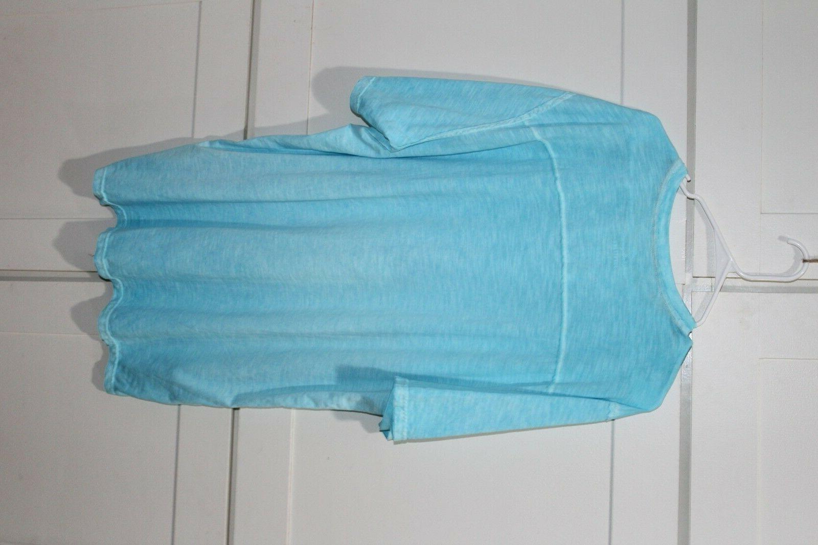 Tommy Bahama T-Shirt 2XLT Blue