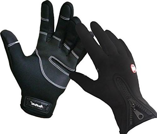 winter cycling glove touchscreen gloves
