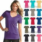Next Level Womens Ideal V neck T Shirt Ladies Vneck Tee S M