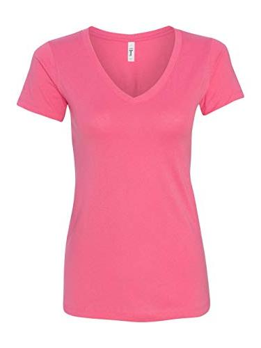 womens ideal v neck tee n1540 hot