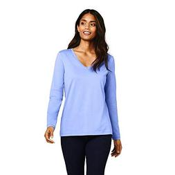 lands end women s supima cotton long