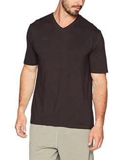 Copper Fit Men's Big and Tall Essential V-Neck Sleep T-Shirt