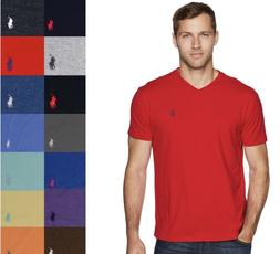 Men's Polo Ralph Lauren Classic Fit V-Neck Tee T-Shirt