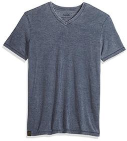 Lucky Brand Men's Venice Burnout V-Neck TEE Shirt, American