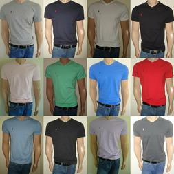 Polo Ralph Lauren Men V-Neck T Shirts Size S M L XL XXL - NW