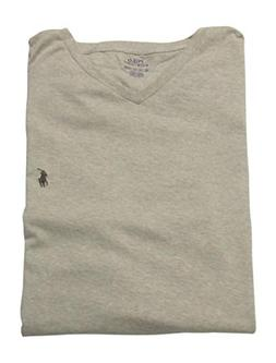 Polo Ralph Lauren Mens' Big and Tall T-Shirt Jersey V-Neck T