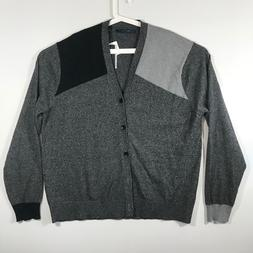 mens size xxl cardigan sweater cotton blend