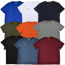 Polo Ralph Lauren Mens T-Shirts Random Lot 5 Of Short Sleeve