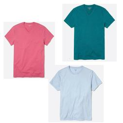 New NWT Mens J.CREW No Pocket T Shirts  V Neck and Crew.  M,