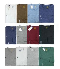NEW Polo Ralph Lauren PRL Men Long Sleeve T-Shirts Crew & V