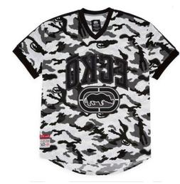 NWT Men's Ecko Big & Tall Jersey Shirt 3XL 2XLT CAMO BLACK W
