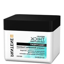 Pantene Pro-V Thick Hair Smooth Therapy Masque traitan lissa