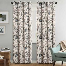 H.VERSAILTEX Thermal Insulated Extra Long Curtains-108 inch