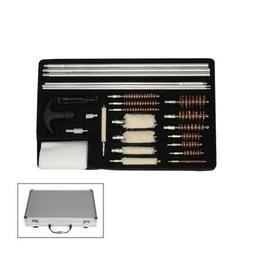 NcStar Universal Gun Cleaning Kit/Aluminum Carry Case